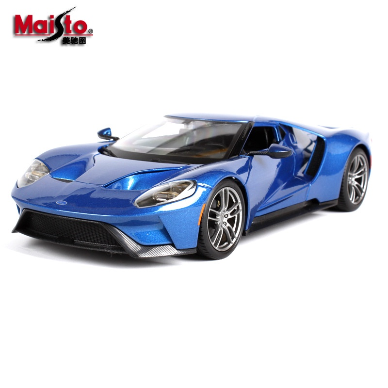 18 Meri / Figure Ford Gt โมเดลรถยนต์ของเล่นสําหรับเด็ก 18