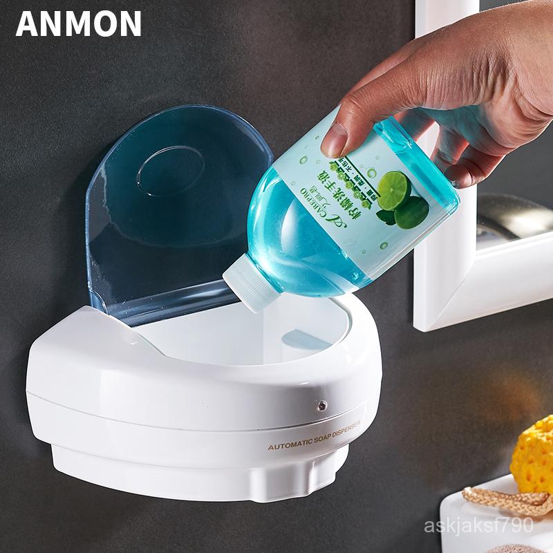 ที่กดน้ำยาล้างจาน★Anmonธุรกิจโรงแรมเซ็นเซอร์给皂器