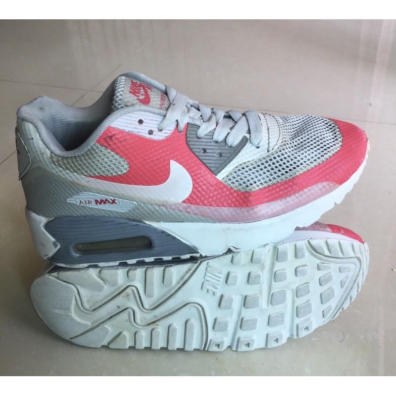 รองเท้า Nike Air Max 90 Hyperfuse แบรนด์แท้มือสอง ไซส์ 36