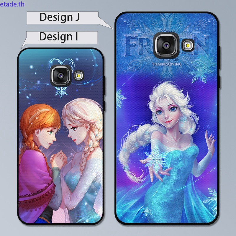 ET_Samsung A3 A5 A6 A7 A8 A9 Pro Star Plus 2015 2016 2017 2018 Frozen 5 Silicon Case Cover