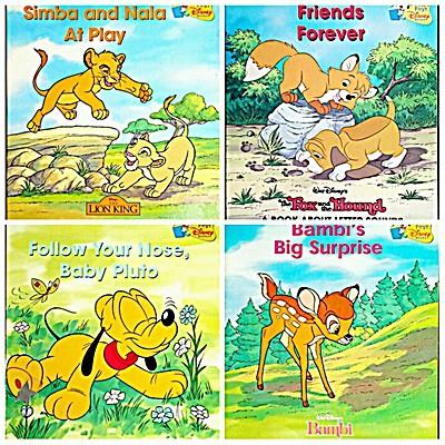 Baby's First Disney Books