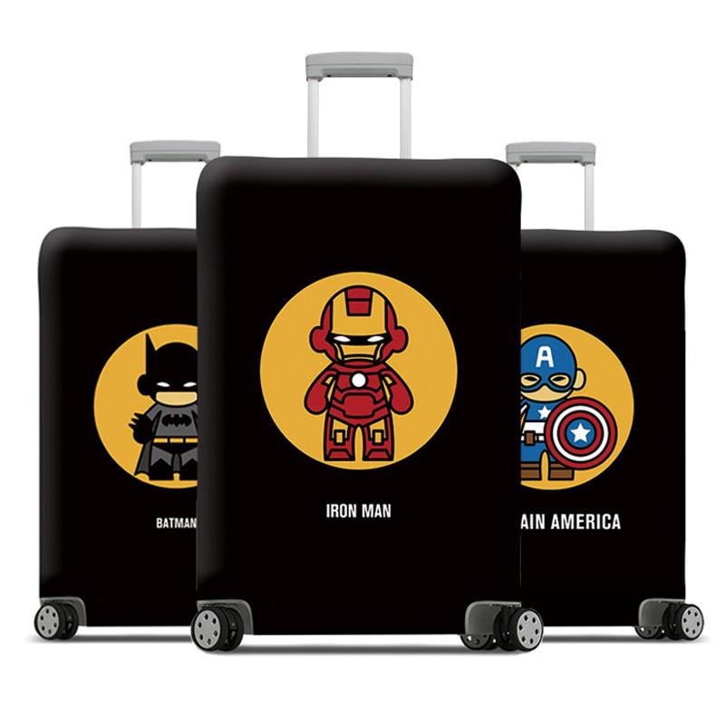 ผ้าคลุมกระเป๋าเดินทาง RIMOWA 20/26/28/29/30 นิ้วกระเป๋าเดินทางฝาครอบป้องกันรถเข็นกระเป๋าเดินทางผ้ายืดผ้าคลุมกันฝุ่น