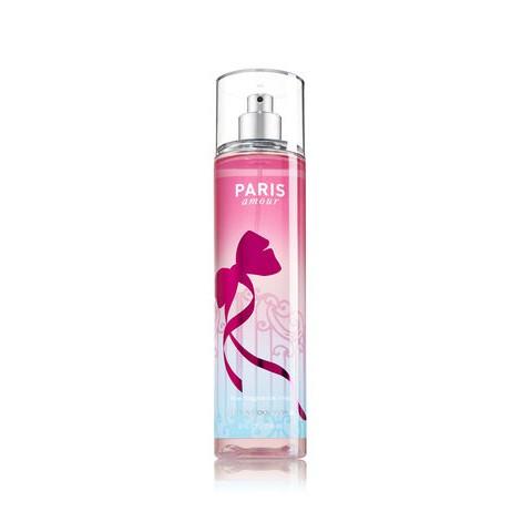 Bath and Body Work Mist Paris Amour
