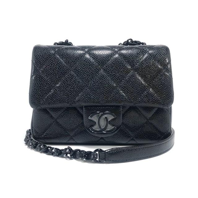 Chanel Mini 7 Caviar