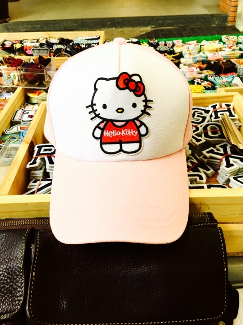 Hello Kitty 3 inch patch Style A