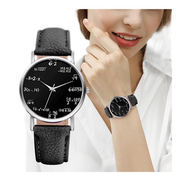 นาฬิกาข้อมือ แฟชั่น หน้าปัดทรงกลม