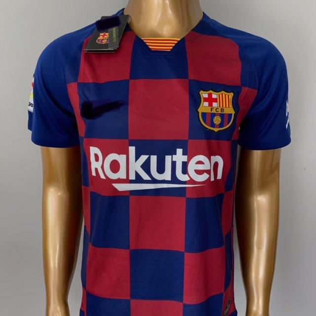 เสื้อฟุตบอล บาเซโลน่า บาซ่า 2020