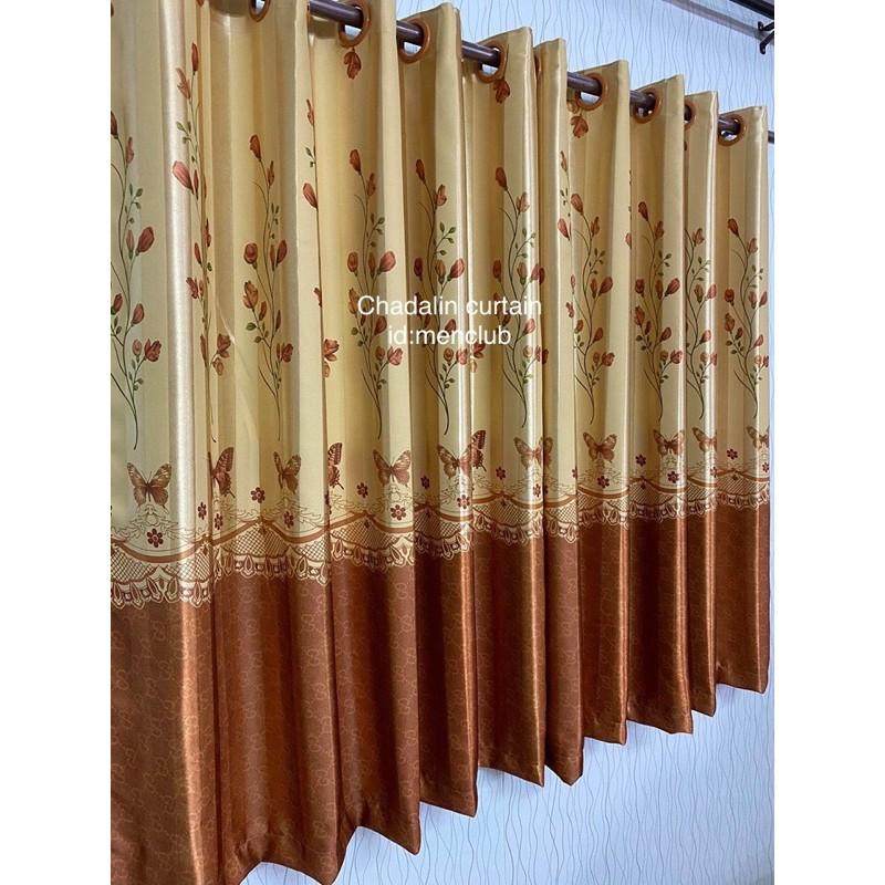 #ผ้าม่านหน้าต่าง#ผ้าม่านสำเร็จรูป#ม่านตาไก่#หน้าต่าง#ผ้าม่านแบบสอดลวด #กันแสง #กันยูวี #70%