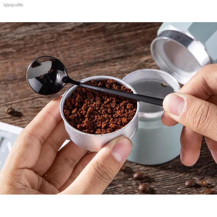 ✓❏Moka Pot หม้อต้มกาแฟ กาต้มกาแฟ เครื่องชงกาแฟ มอคค่าพอท หม้อต้มกาแฟแบบแรงดัน เครื่องทำกาแฟสด เอสเปรสโซ่พอท พร้อมส่ง