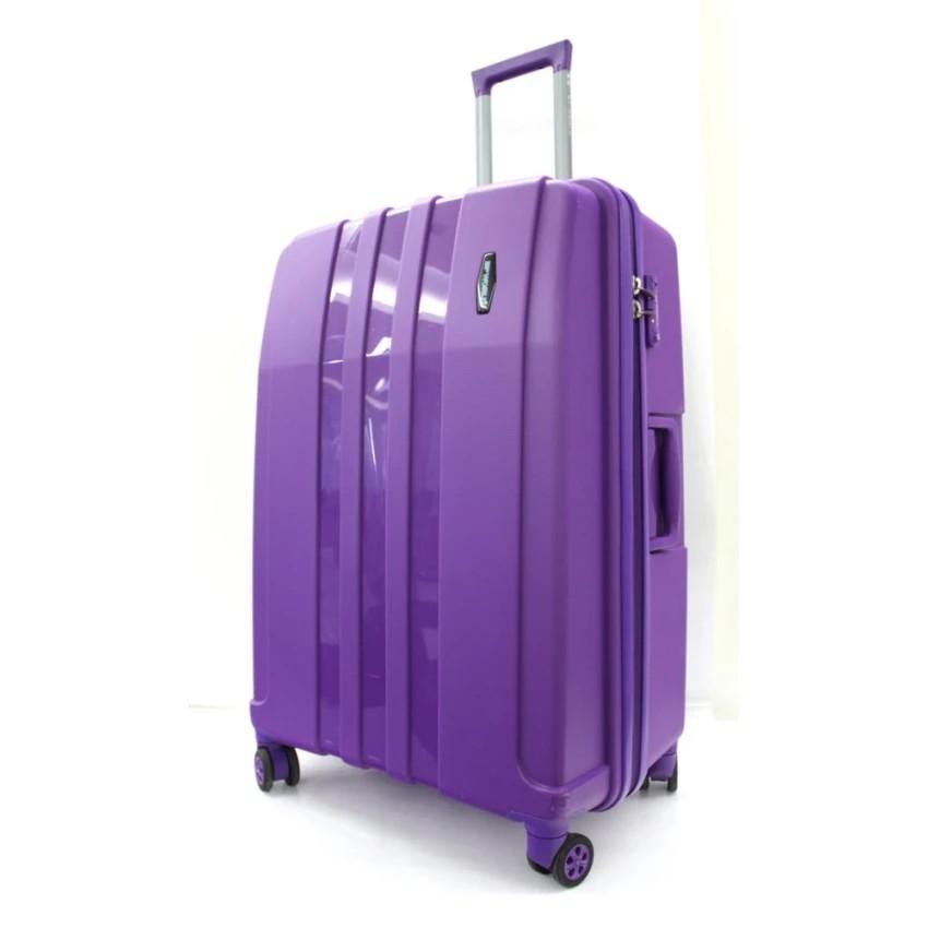 BP WORLD กระเป๋าเดินทาง 29 นิ้ว รุ่น 8003 - สีม่วง #219