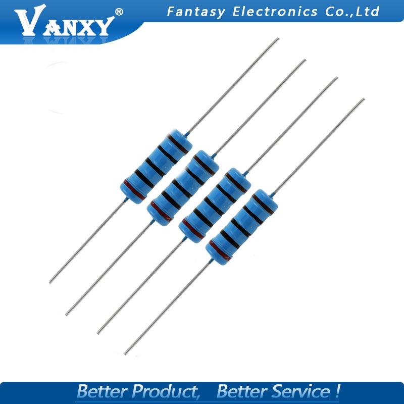 5 Watt  47 ohm  47R Metal Oxide Film Resistors 10pcs