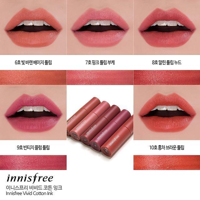 Vivid Innisfree Sale‼️ Ink Cotton พร้อมส่ง