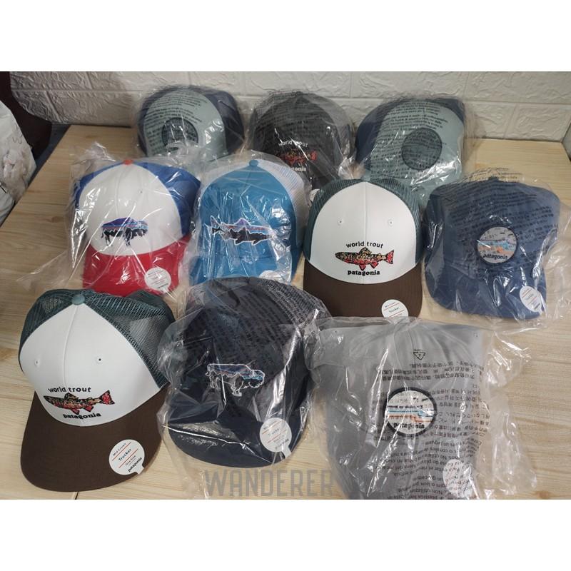 หมวก Patagonia หลายสี ของใหม่ แท้จาก USA พร้อมส่ง