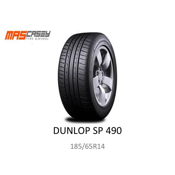 ยางรถยนต์ DUNLOP TOURING SP490 185/65R14