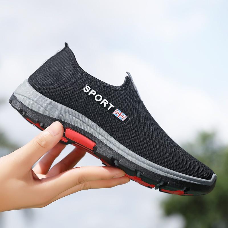 🔥พร้อมส่ง🔥 รองเท้าคัชชูผู้ชาย รองเท้าผู้ชาย รองเท้าผ้าใบ ร้องเท้าวิ่ง รองเท้าหนังผู้ชาย