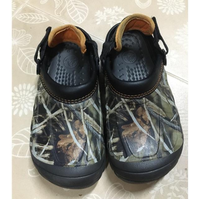 รองเท้าหัวโต ยี่ห้อ Crocs มือสอง ของแท้