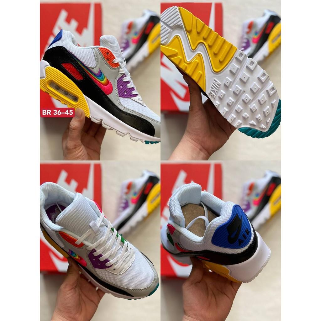 ลดราคา รองเท้า Nike air Max 90 รองเท้าแฟชั่น รองเท้าผ้าใบ 2/2