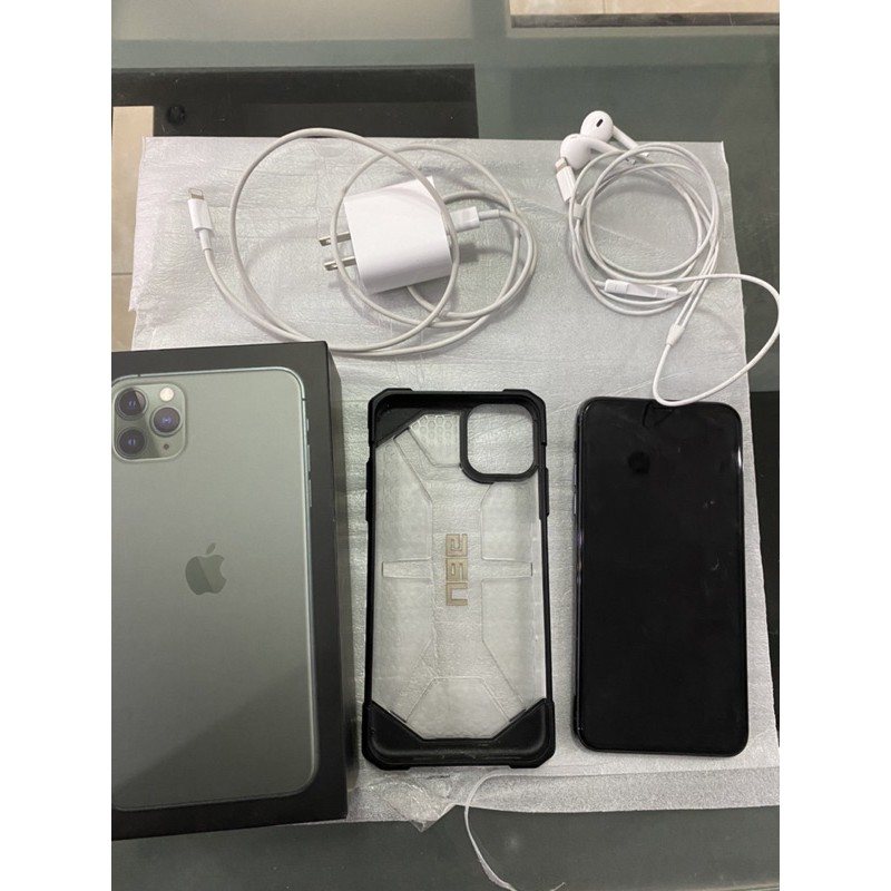 Iphone 11 Pro Max 256 GB มือสอง 🔥🔥🔥 สภาพดี อุปกรณ์ของแท้ครบ พร้อมส่ง📦📦📦