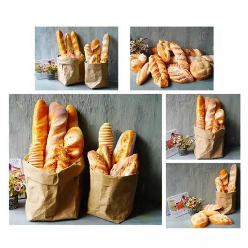 ขนมปังปลอม/ขนมปังปลอมตกแต่งร้าน
