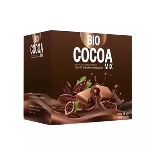 Bio CoCoA MIX (คุมหิว บล็อคไขมัน ขับถ่ายดี น้ำหนักลด)