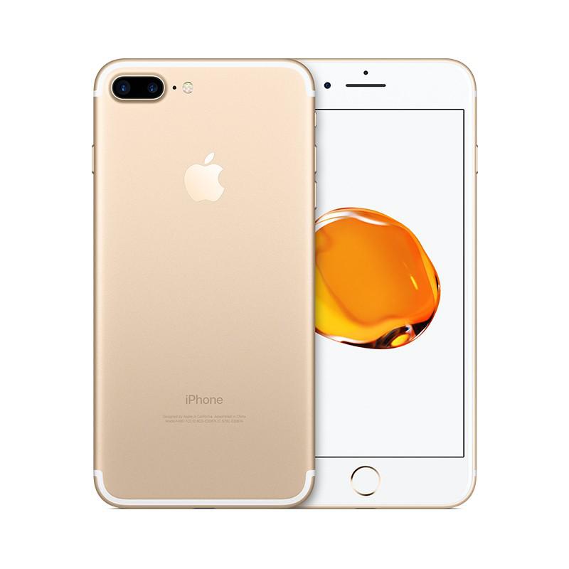 มือถือมือสองApple iphone 7 PLUS 32 128GB  99%New ของแท้ 100% iphone 6PLUS iphone6dPLUS iphone7+