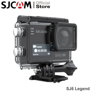 SJCAM SJ6 LEGEND 4K 24fps 16Mp/Gyro/ExternalMIC/Touch Screen/ LCD 2.0