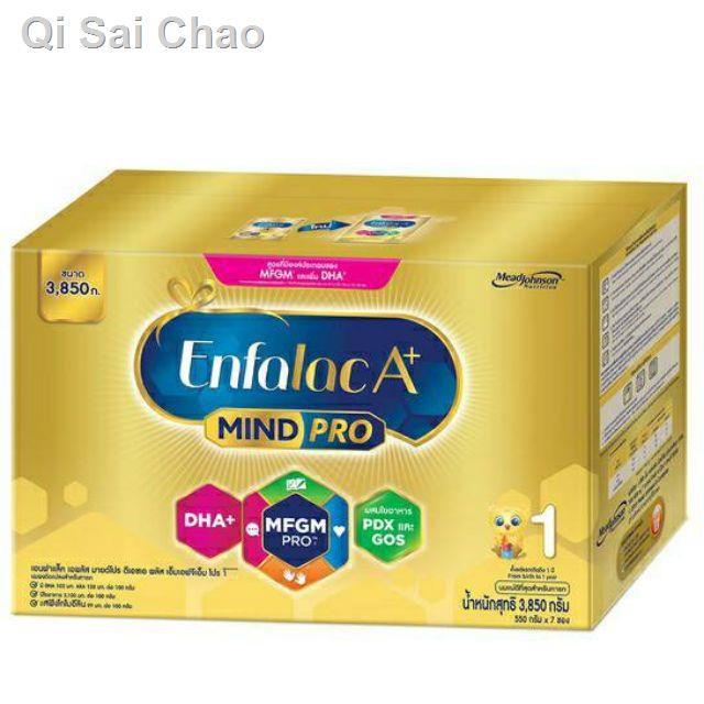 จัดส่งที่รวดเร็ว✜เอนฟาแล็ค A+ สูตรแรกเกิด Enfalac A+ MINDPRO สูตร1