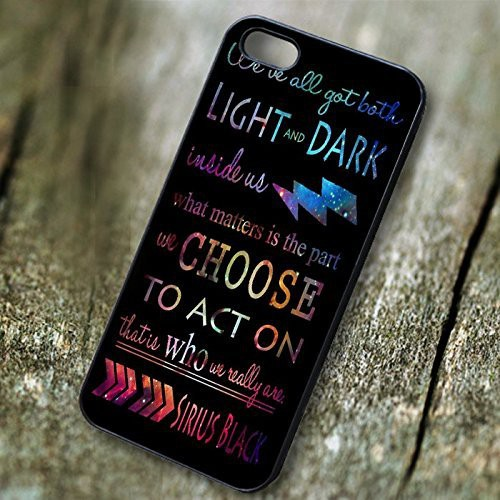 Classy Sirius Black Quote Harry Potter End For Iphone 5