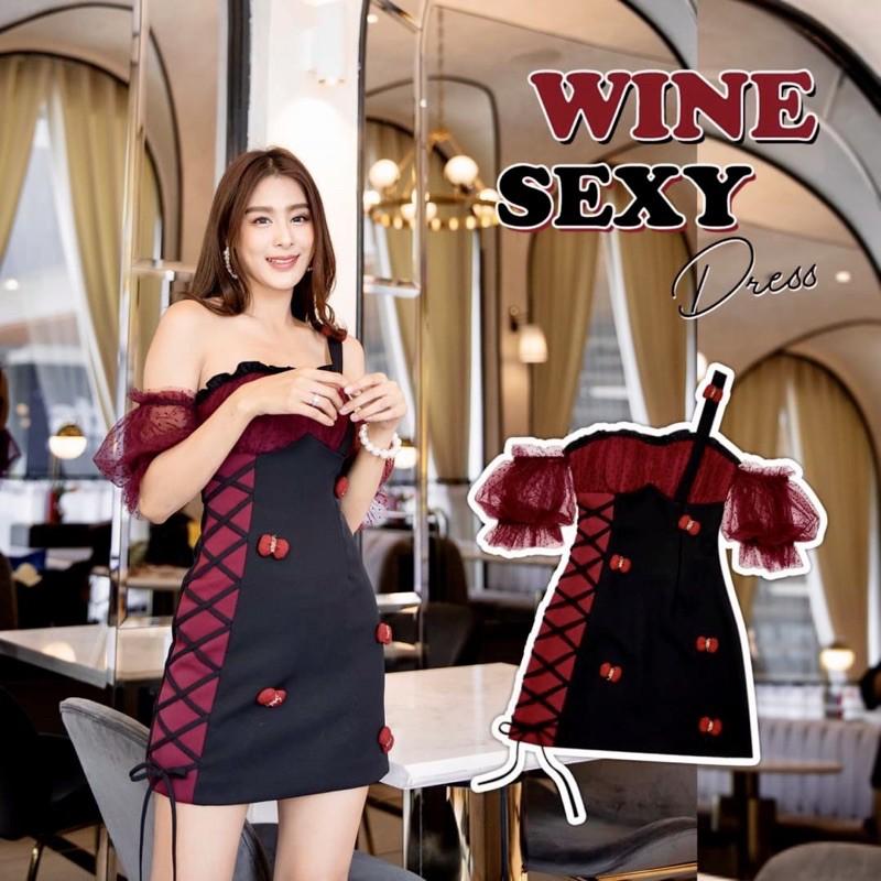 🎉BLT Brand Dress สวยปังปูริเย้!!! XS S M L