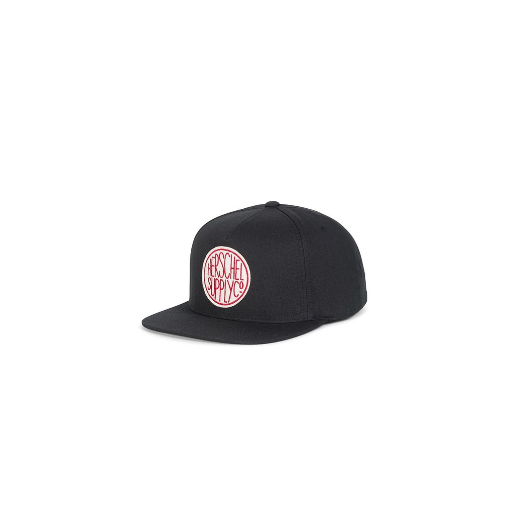 HERSCHEL SCOPE CAP - BLACK