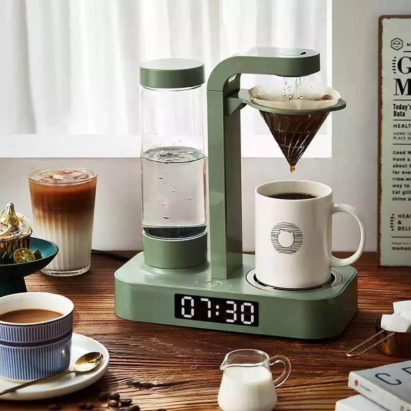 เครื่องชงกาแฟ เครื่องชงกาแฟเอสเพรสโซ เครื่องทำกาแฟขนาดเล็ก เครื่องทำกาแฟกึ่งอัตโนมติ coffee maker☕☕สินค้าพร้อมส่งค่ะ☕☕