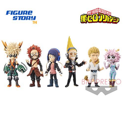 2 My Hero Academia Todoroki Shoto World Collectable Figure WCF Vol