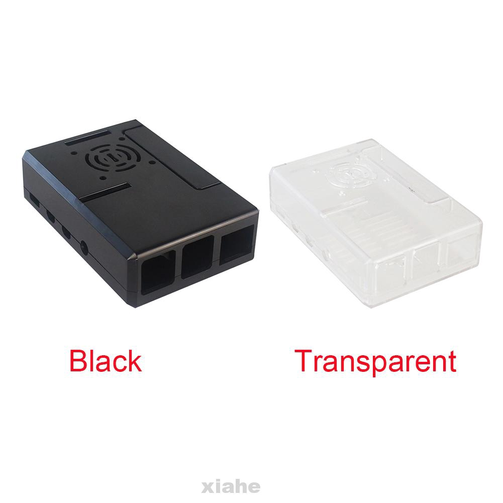 3 Model B B ABS Shell Box Cover For Raspberry Pi 2 Protective Case Enclosure