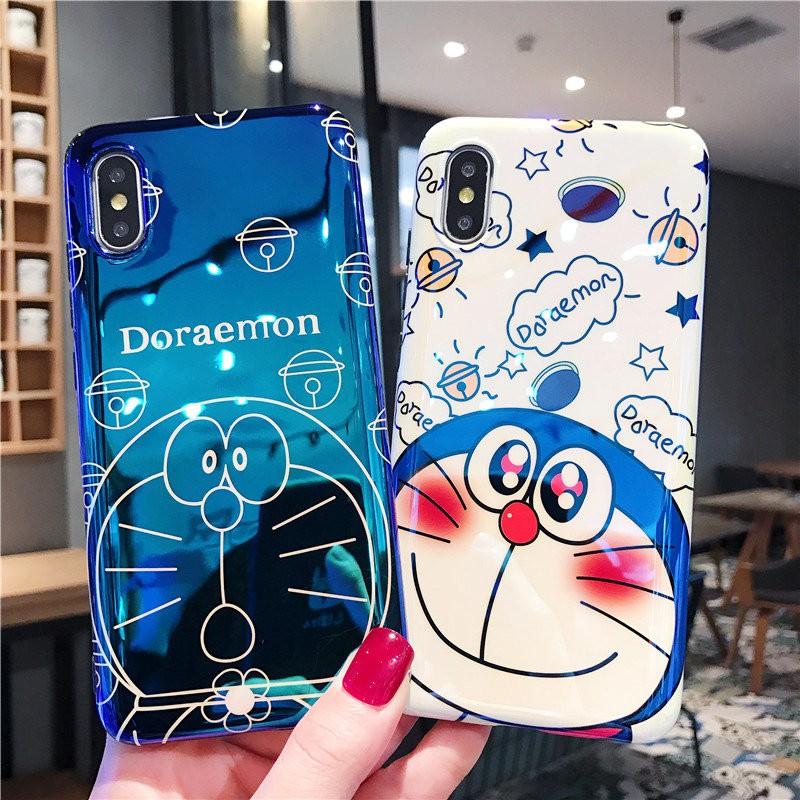 xiaomi redmi note 7 mi note 3 mix 2s play 5X 6 6x 8 8se 9 SE casing cute doraemon tpu case