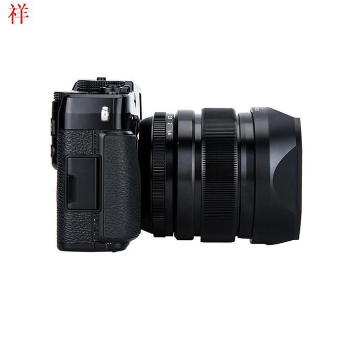 ❈ฮูดเลนส์ JJC LH-JXF23 สำหรับเลนส์ Fuji 23mm F1.4 และ 56mm F1.2