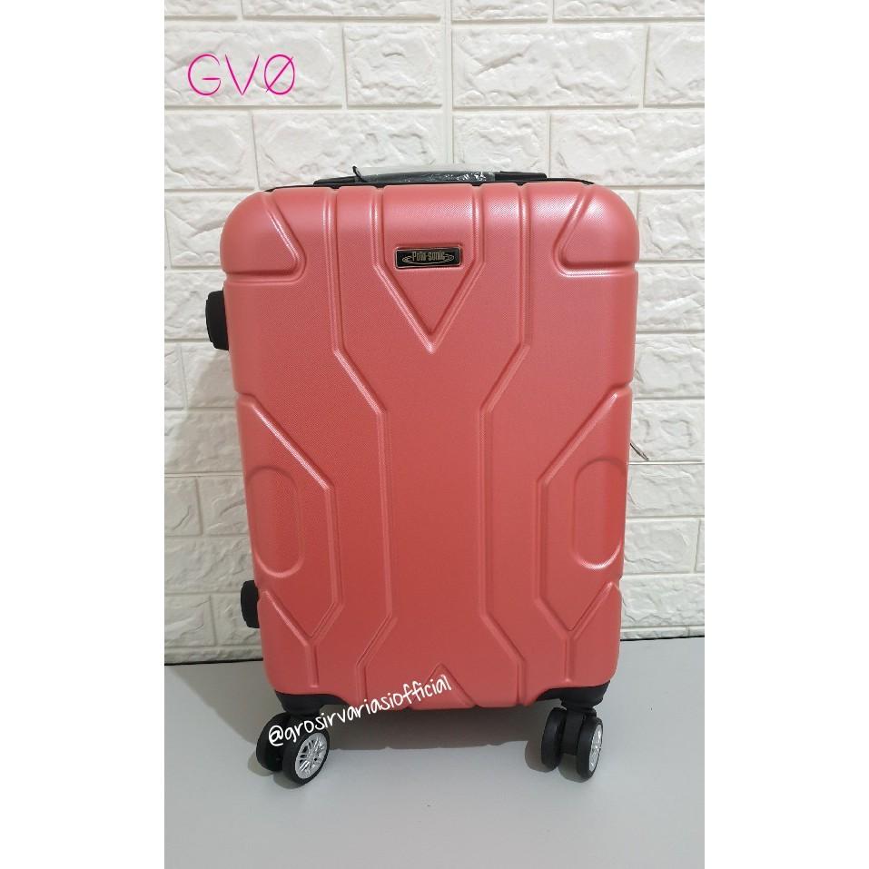 กระเป๋าเดินทางล้อลาก Abs ป้องกันการโจรกรรมขนาด 24 นิ้ว Zl006