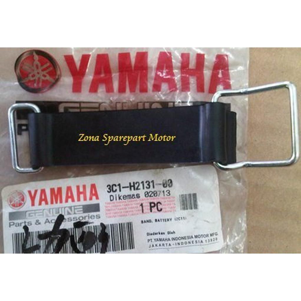 เข็มขัดยาง / เชือก / เข็มขัดแบตเตอรี่ / Accu Yamaha 3c 1 Vixion, R 15