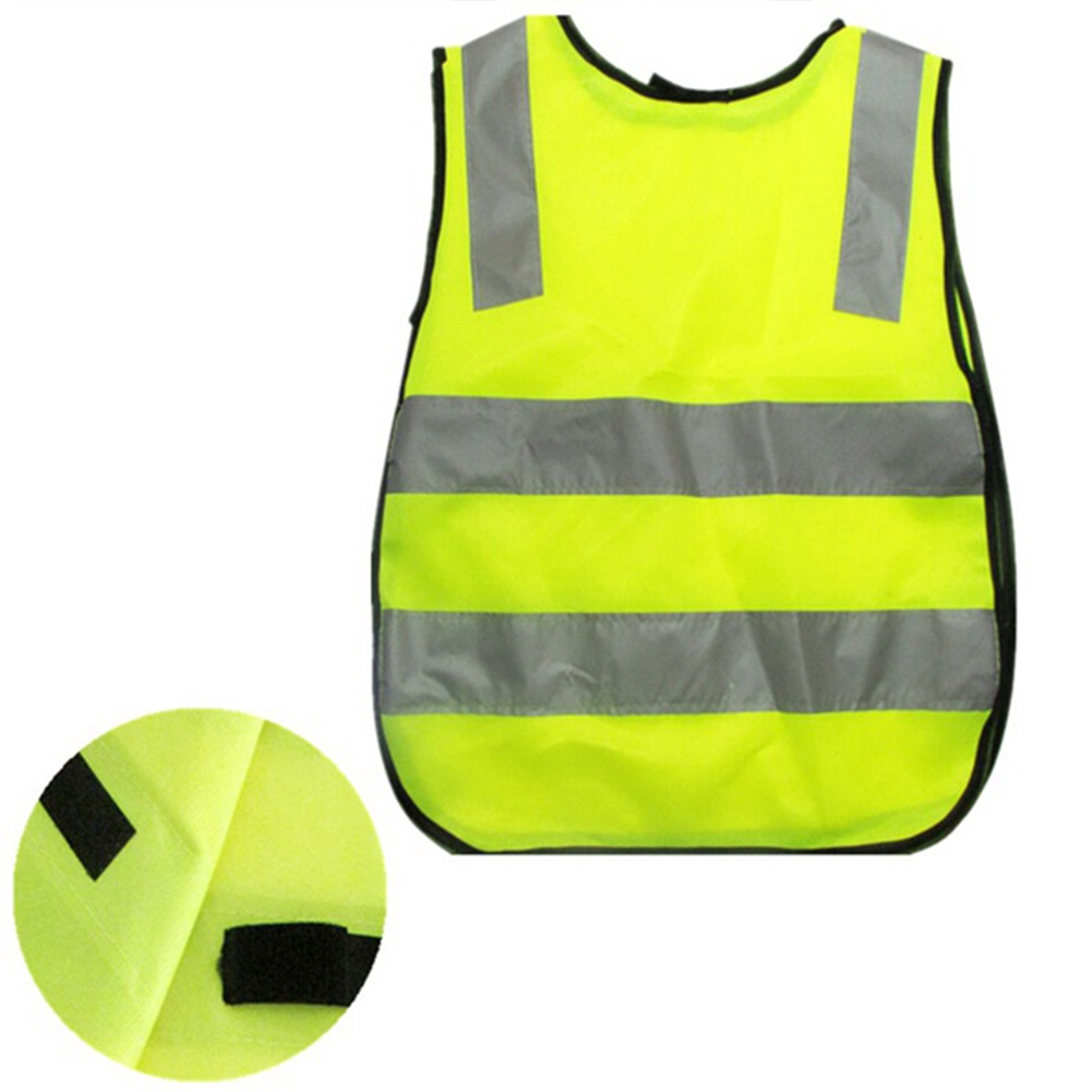 Infants High Visibility Safety VestSecure Hi Visibility Saftey