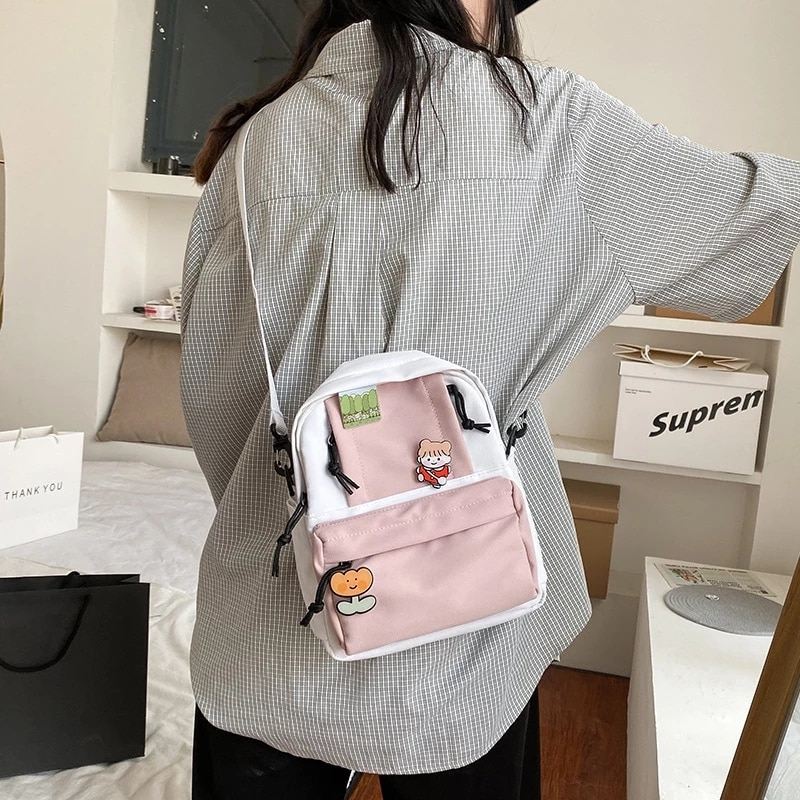 Cute Cartoon Toddlers Mini Purses Casual Messenger Bag Handbags for Teen Little Girls Deer