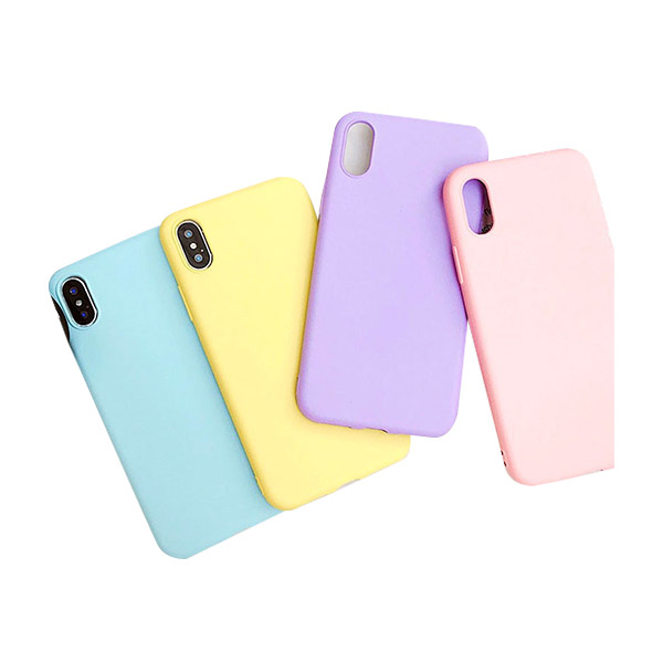 [พร้อมส่ง ของถึงไทยเเล้ว] เคสโทรศัพท์มือถือแบบนิ่ม TPU สำหรับ iPhone Series