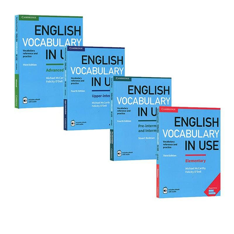 หนังสือภาษาอังกฤษ 4 Books