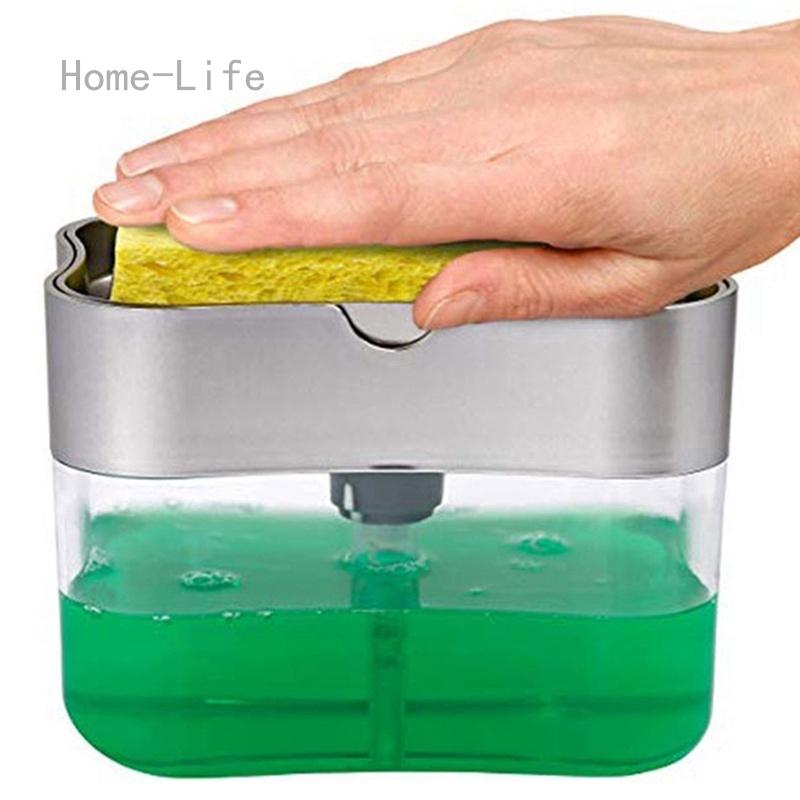 พร้อมส่ง! ที่ปั้มน้ำยาล้างจาน