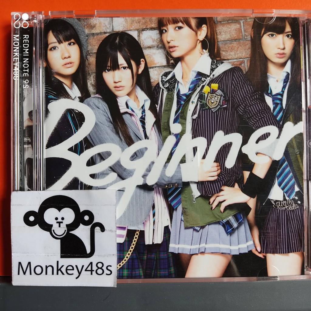 AKB48 Beginner CD+DVD