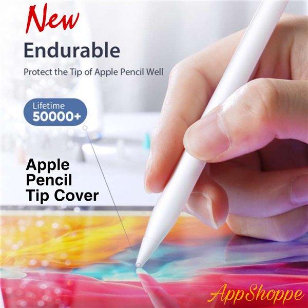 เคสป้องกันสําหรับ Apple Pencil Gen 1 2 Tip 8 ชิ้น/แพ็ค