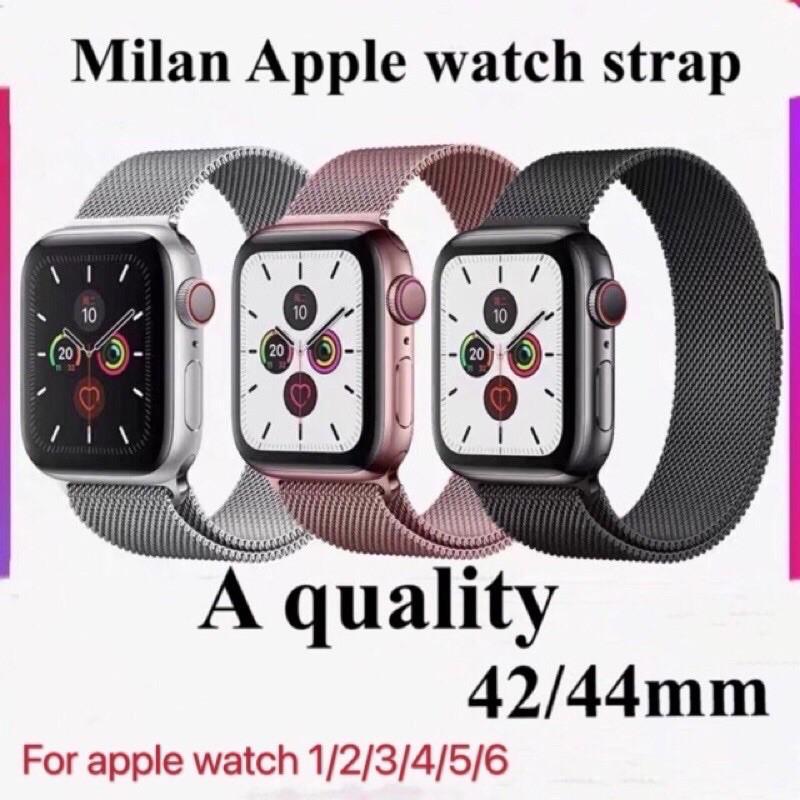 สายนาฬิกาข้อมือสําหรับ Apple Watch Series 1/2/3/4/5/6 Se Band Apple Watch4