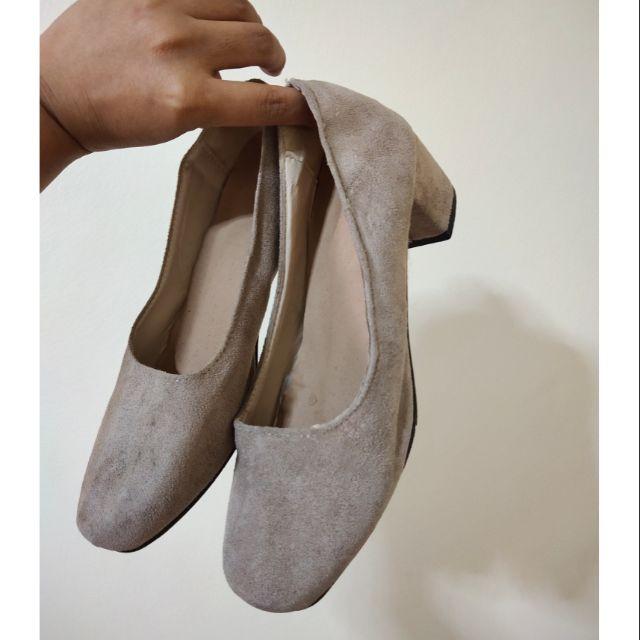 รองเท้า คัชชูมีส้น size 37