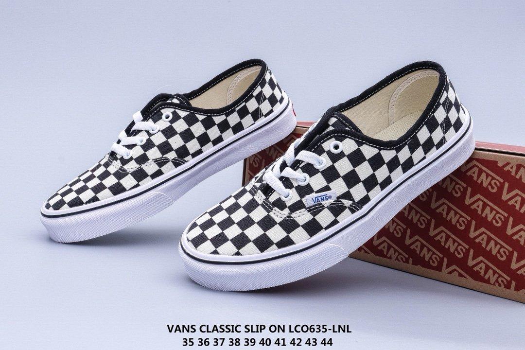 Vans OG Classic Slip-On รองเท้าผู้หญิง รองเท้าคัชชู