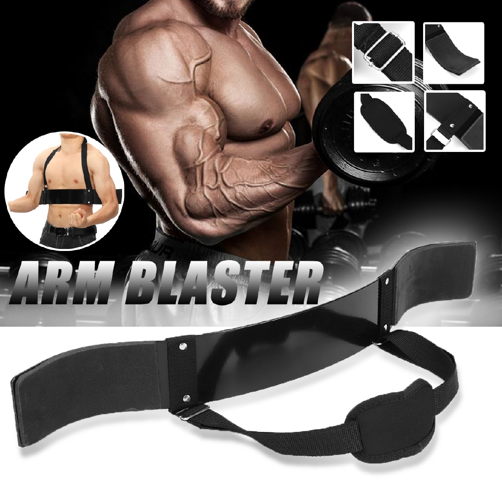 Bicep Isolator Bicep Blaster Arm Blaster Weight Lifting Curl Bomber Bicep Bomber