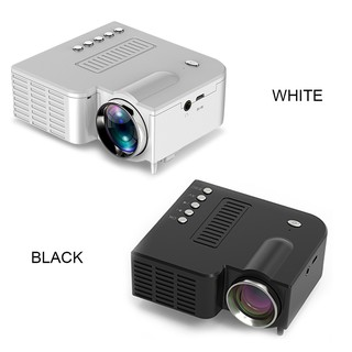 เครื่องฉาย UNIC Projector support mobile phone data line with screen projector video projector 1080P เครื่