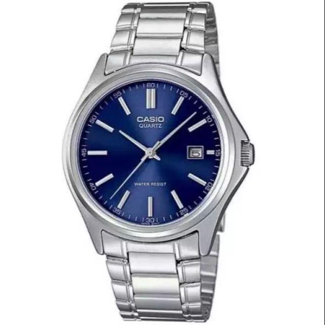 นาฬิกาข้อมือผู้ชาย CASIO รุ่น MTP-1183A-2ADF สายสแตนเลส รับประกัน1ปี ของแท้แน่นอน 💯% ส่งพร้อมกล่อง